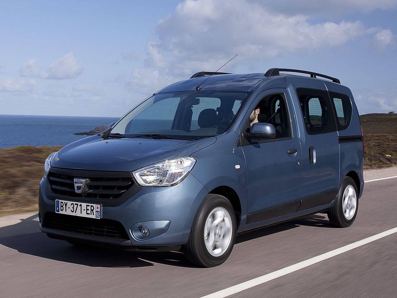 Bild zu Geringster Wertverlust in Euro bei den Kompakt-Vans: Dacia Dokker 1.6