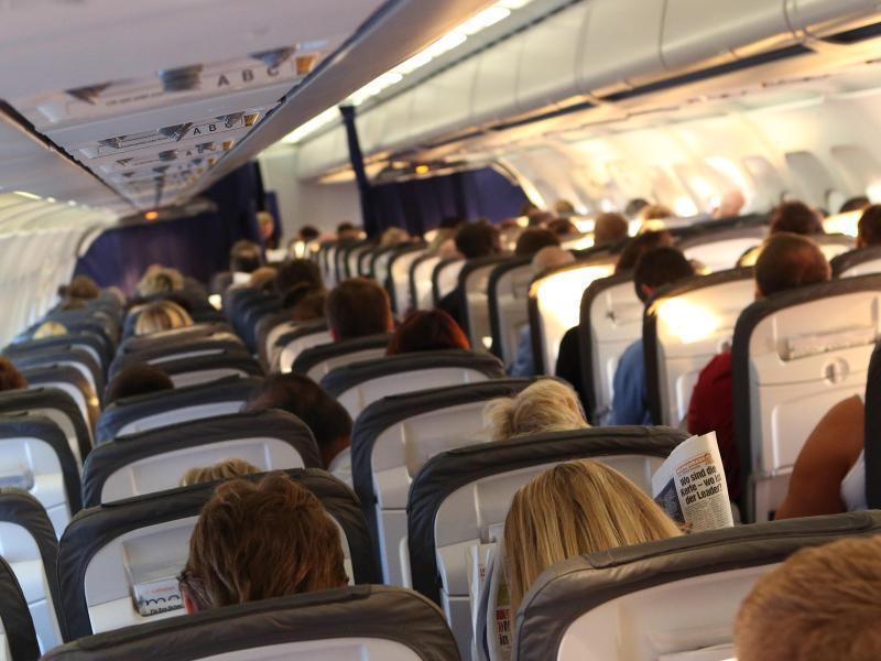 Bild zu Rechte für Flugreisende