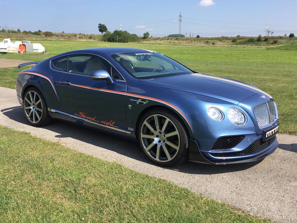 Bild zu Bentley Continental GT von MTM