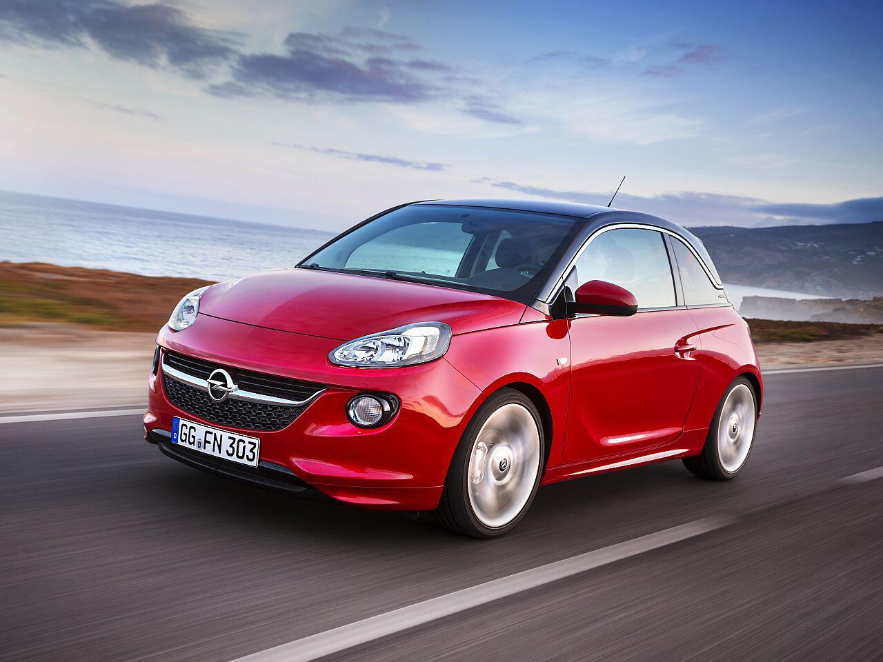 Bild zu Bester Werterhalt in Prozent bei den Kleinstwagen: Opel Adam 1.4 EcoFlex Start/Stop
