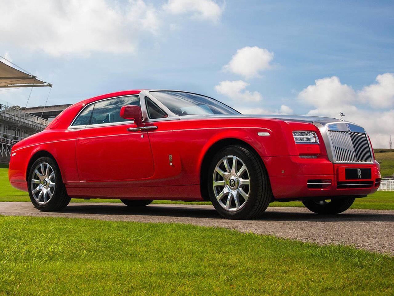 Bild zu Luxus en masse: Die 10 coolsten Sondermodelle von Rolls-Royce