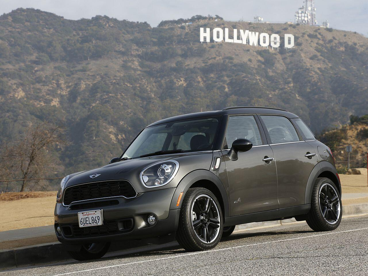 Bild zu Bester Werterhalt in Prozent bei den Kleinwagen: Mini Countryman Cooper S