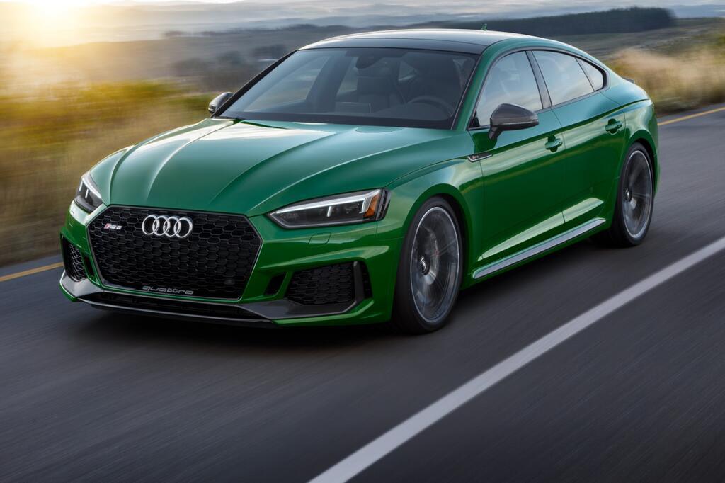 High-Performance-Coupé: Der neue Audi RS 5 Sportback setzt zum Überholen an