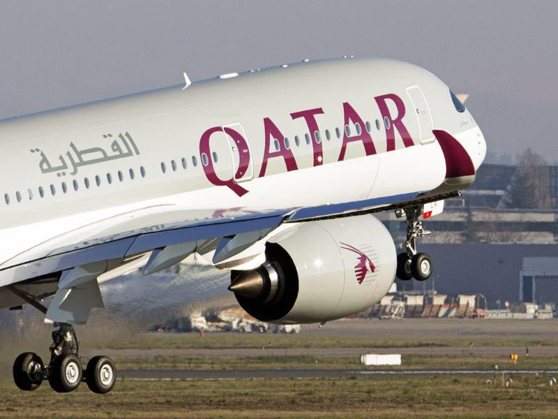 Bild zu Qatar Airways