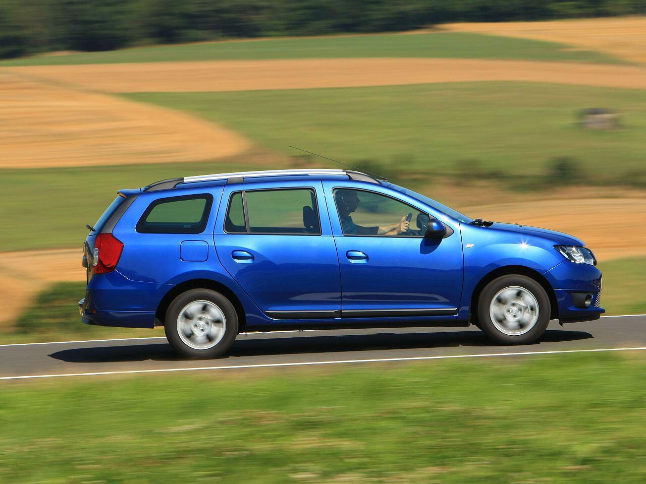 Bild zu Bester Werterhalt in Prozent bei den Kompaktwagen: Dacia Logan MCV dCi 90