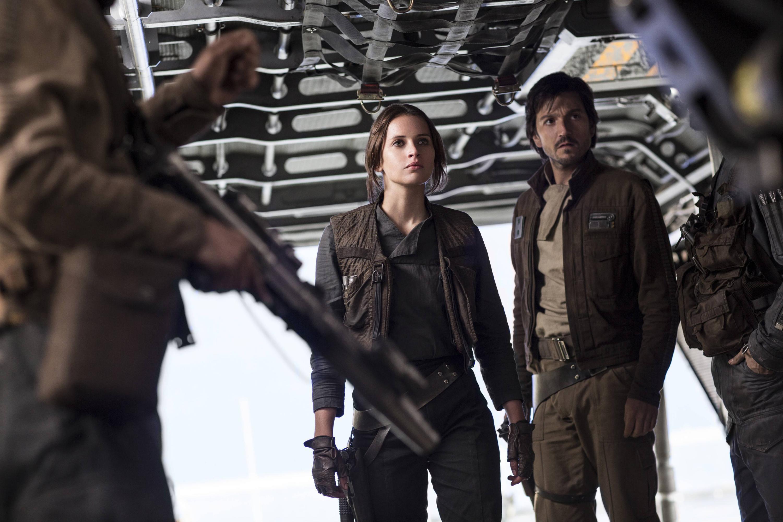 Bild zu Bild aus Rogue One: A Star Wars Story
