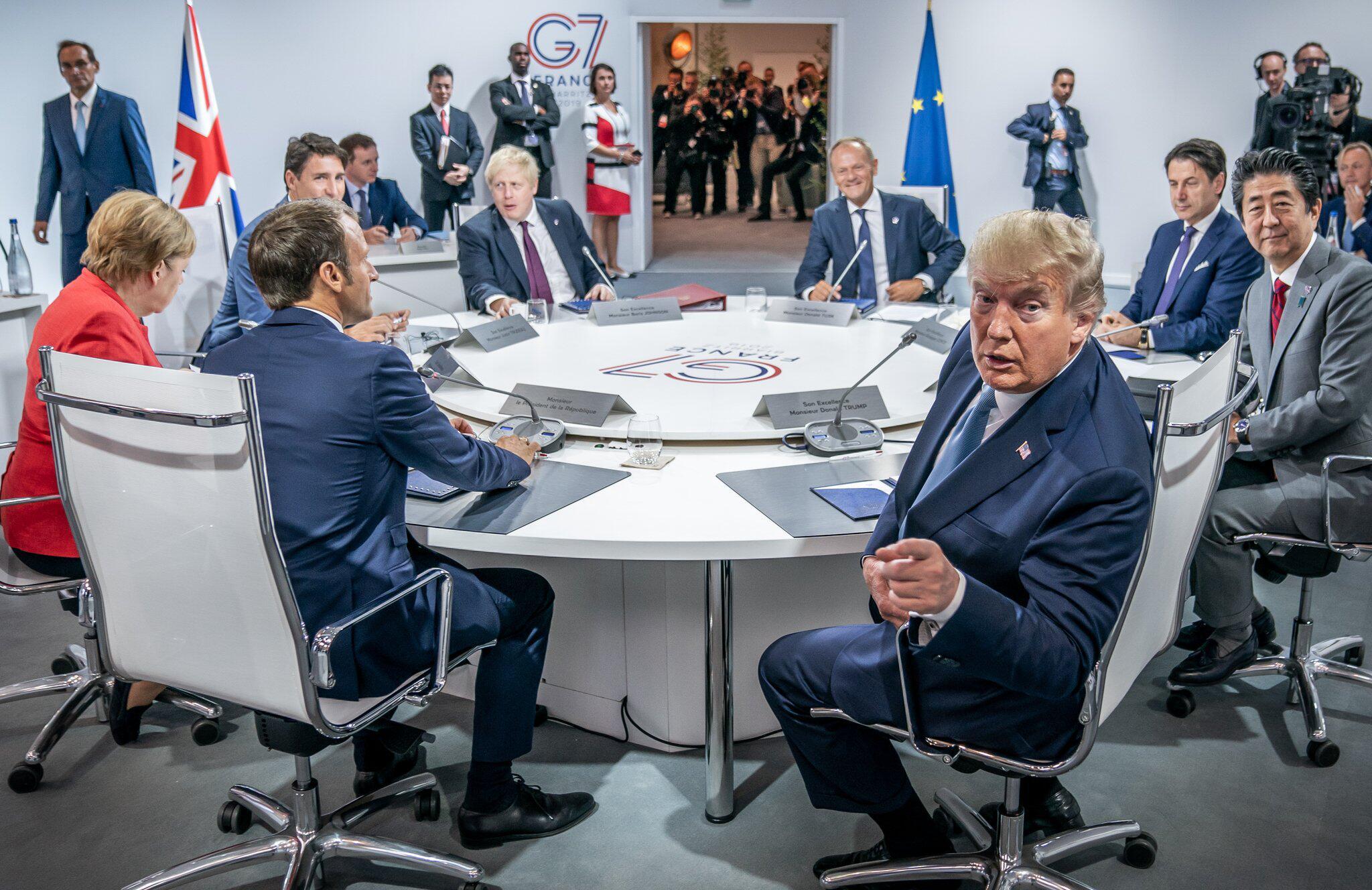 Bild zu G7-Gipfel in Frankreich