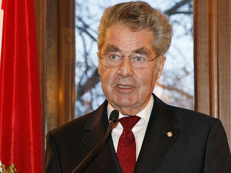 Bild zu Dr. Heinz Fischer, SPÖ (ruhend), Bundespräsident