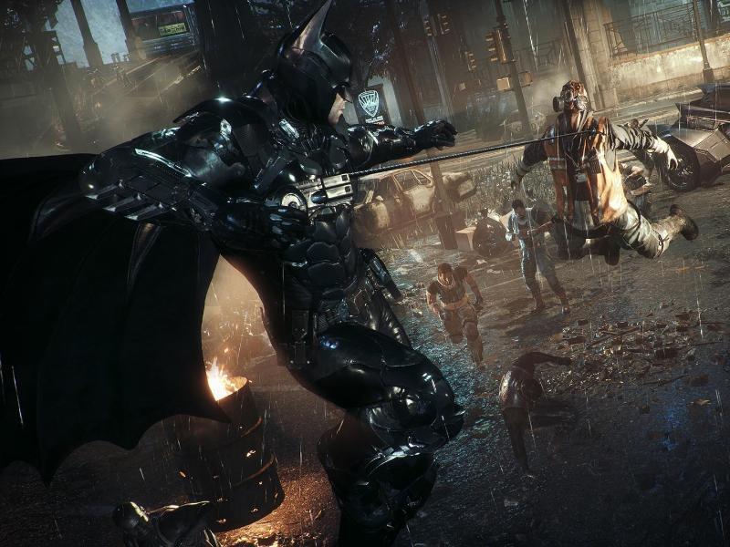 Bild zu Batman-Spiel