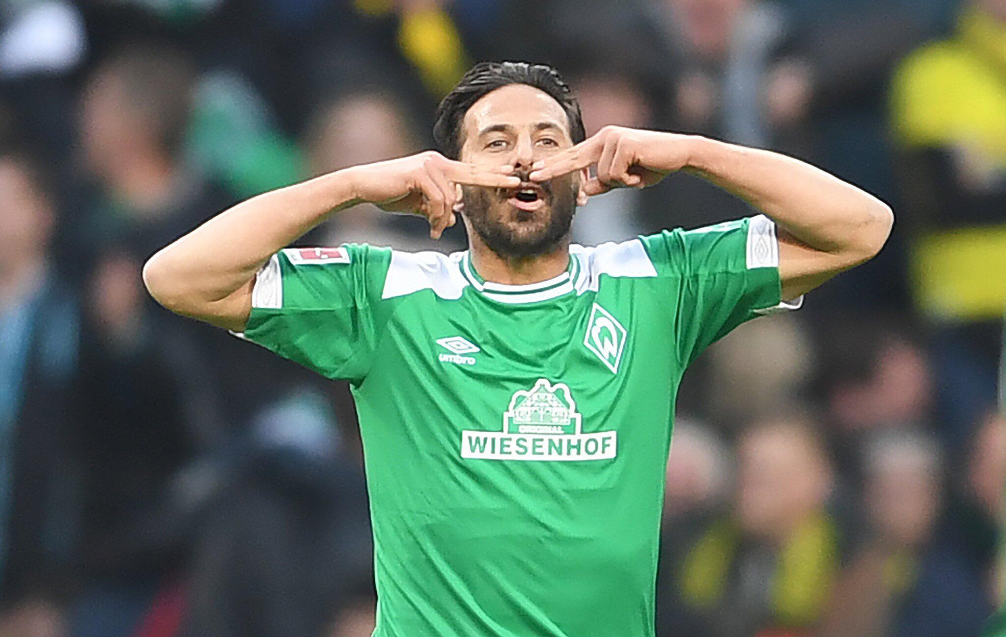 Bild zu Werder Bremen - Borussia Dortmund