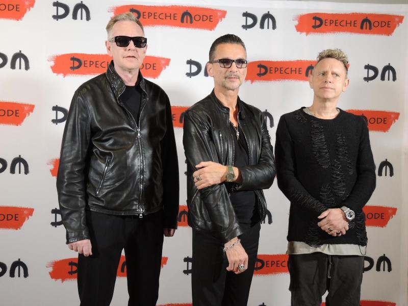 Bild zu Depeche Mode