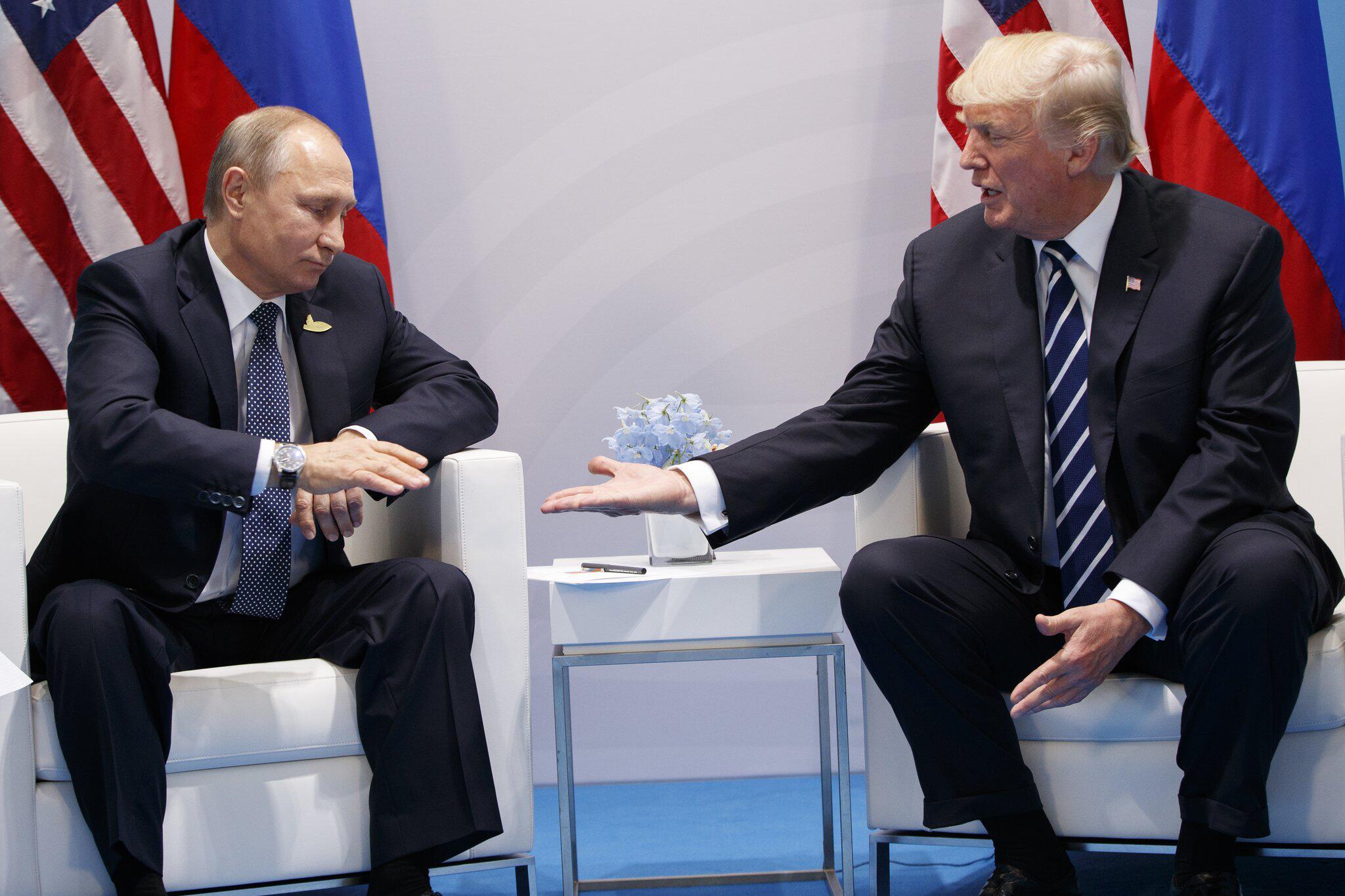 Bild zu Trump trifft Putin