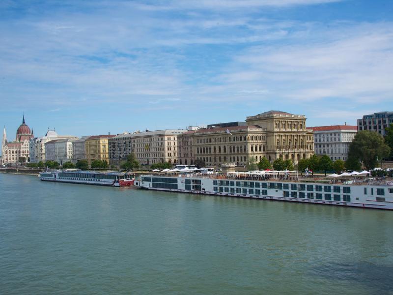 Bild zu Ansicht auf Budapest