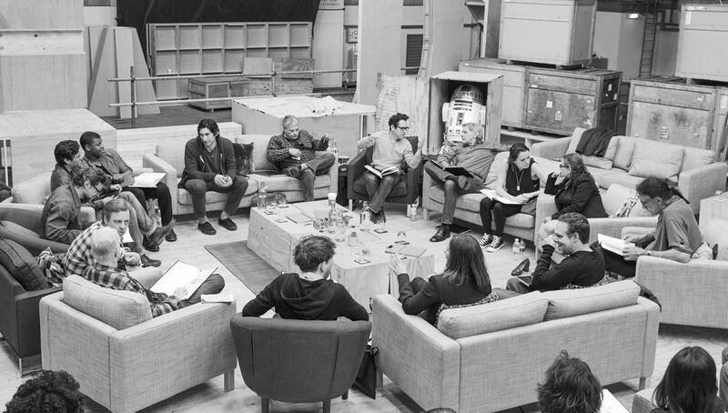 """Bild zu Die neue """"Star Wars""""-Besetzung"""