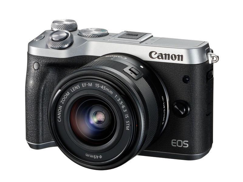 Bild zu Canon EOS M6