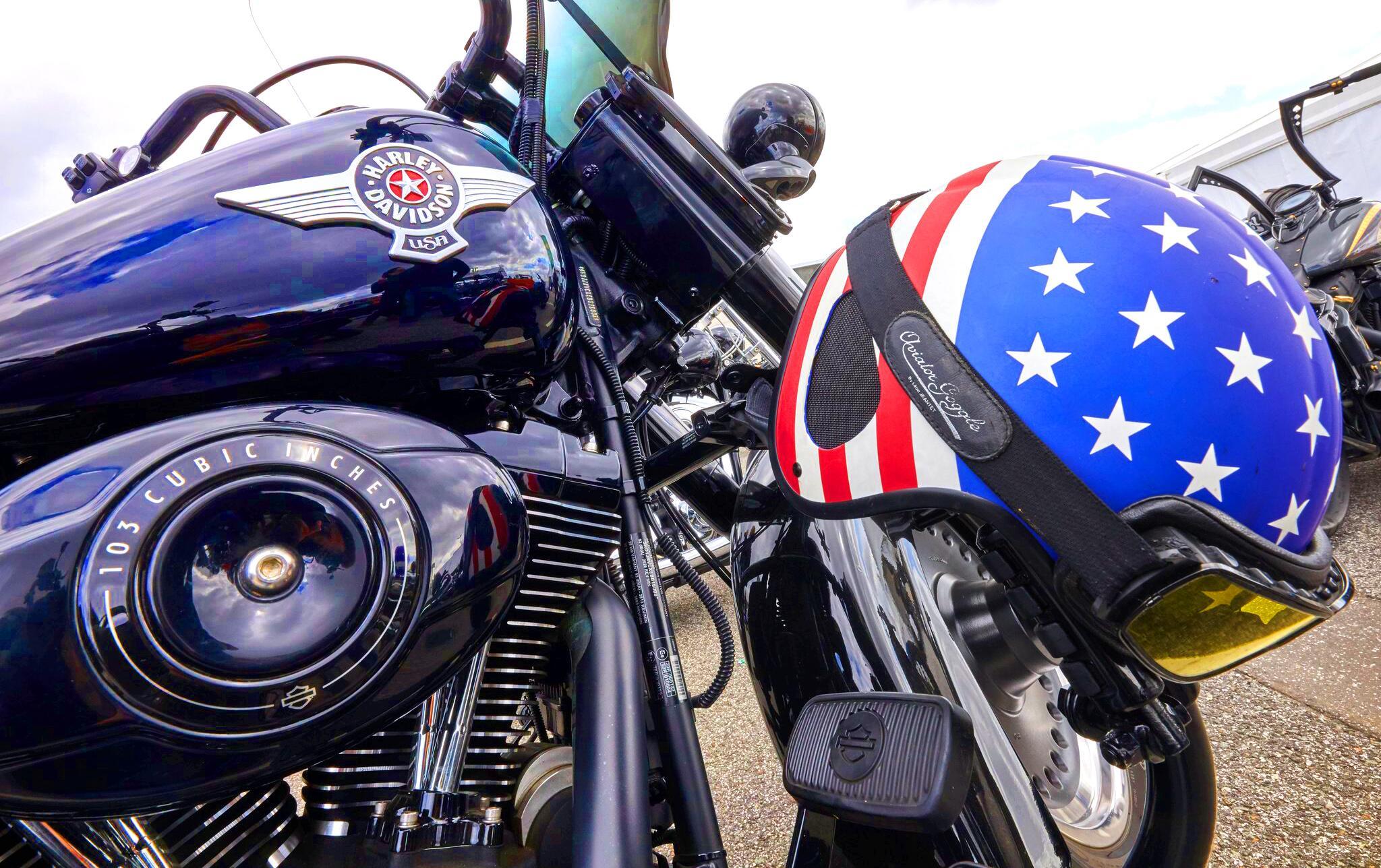 Bild zu Harley Davidson
