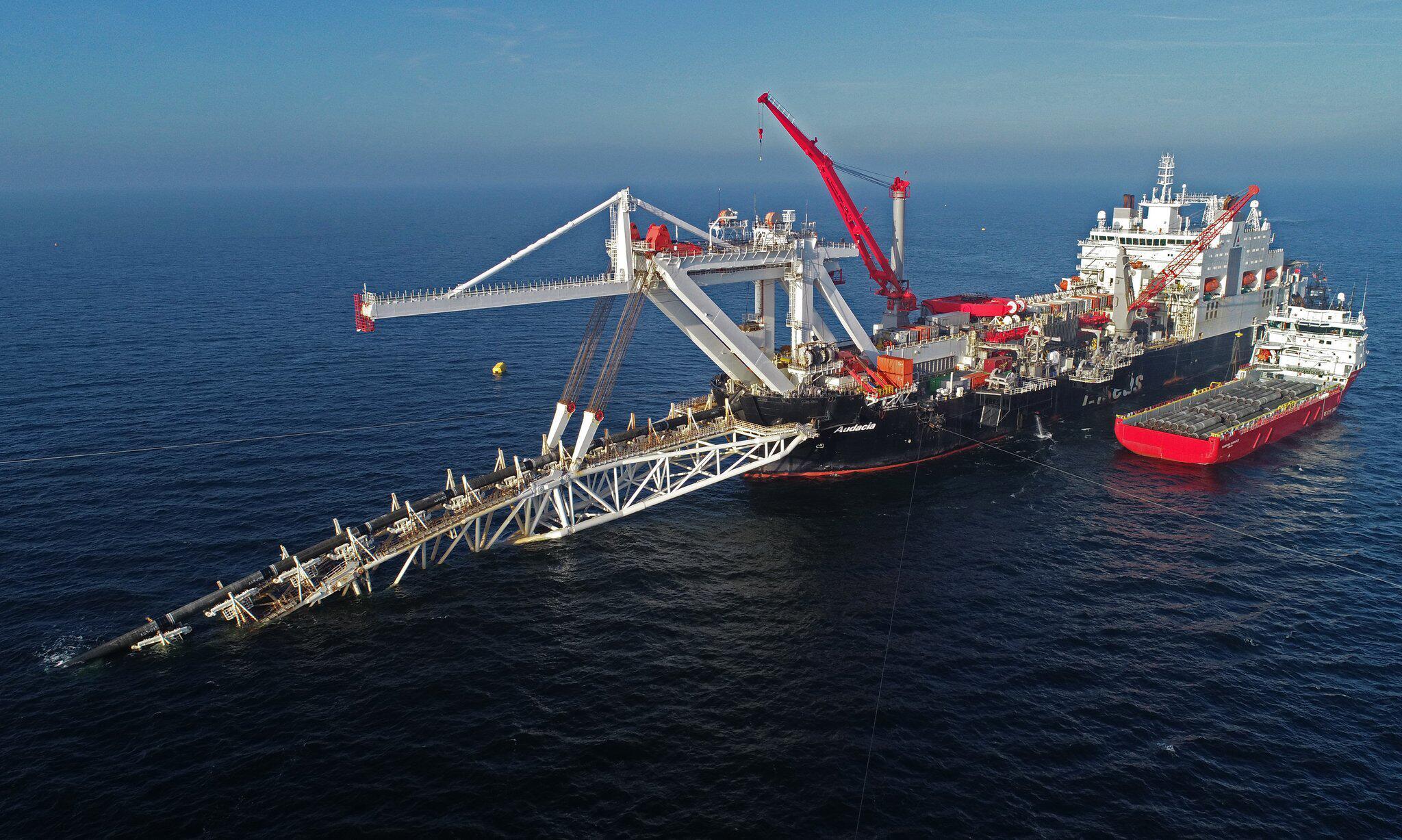 Bild zu Ostsee-Pipeline Nord Stream 2