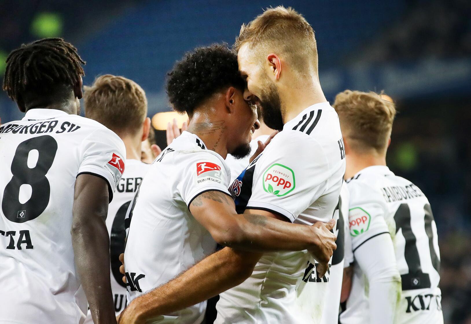 Bild zu Hamburger SV - 1. FC Nürnberg