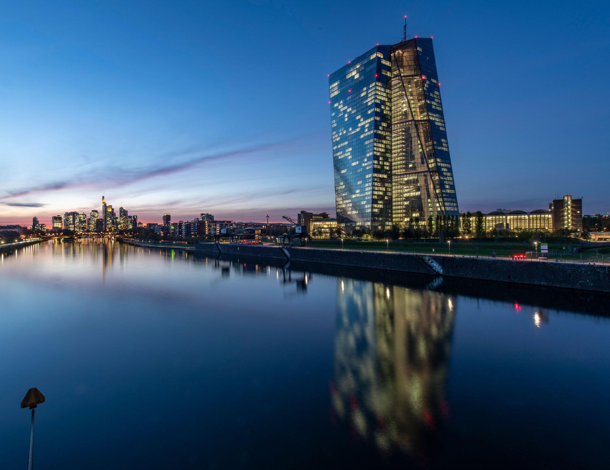 Bild zu Europäische Zentralbank (EZB)