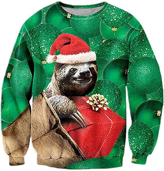 Bild zu ugly sweater, amazon, alisister