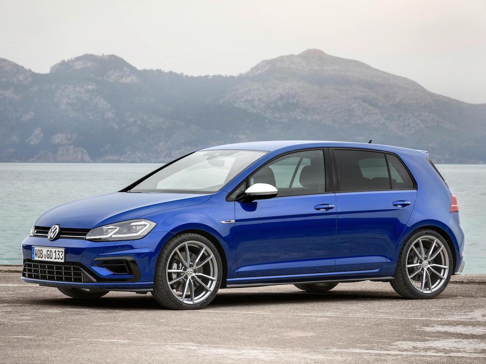 Bild zu VW Golf R