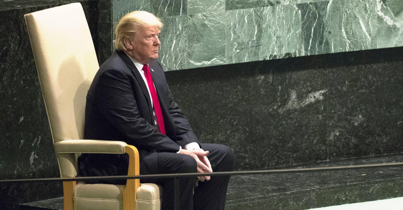 USA unter Donald Trump | GMX.AT