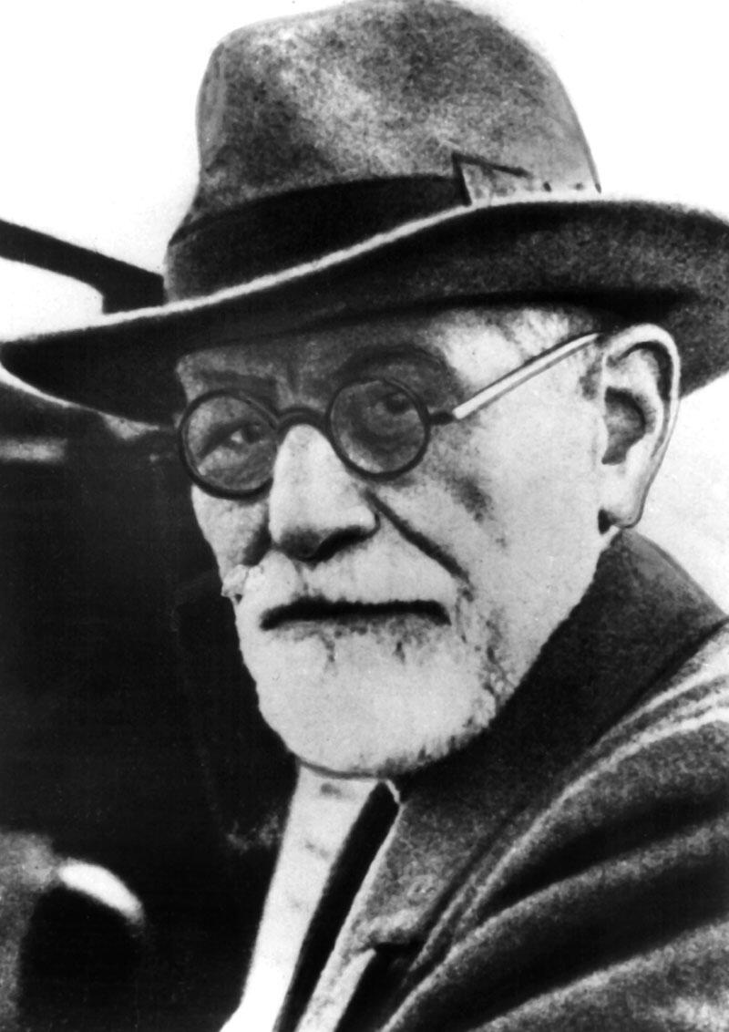Bild zu Sigmund Freud