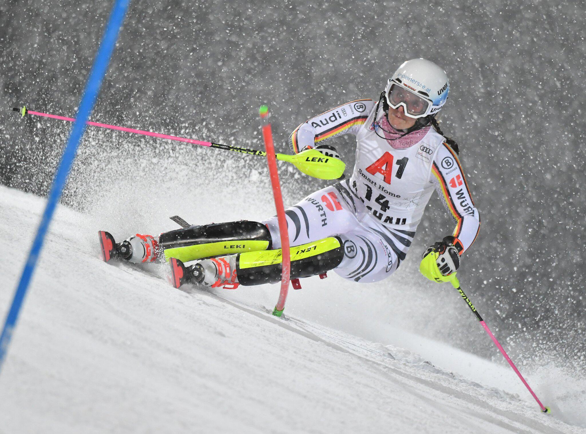 Bild zu Ski alpin: Weltcup in Flachau