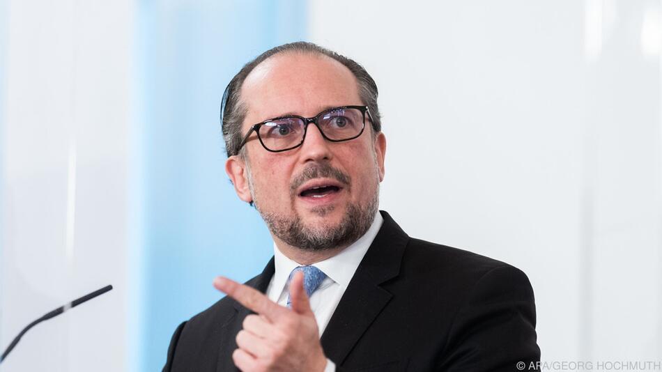 Kanzler Schallenberg bleibt bei seinen Äußerungen