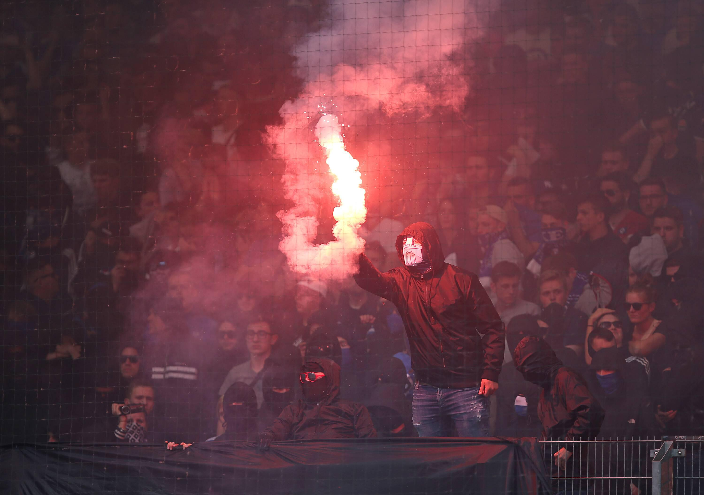 Bild zu Bundesliga, Hamburger SV, HSV, Aufreger, Skandale