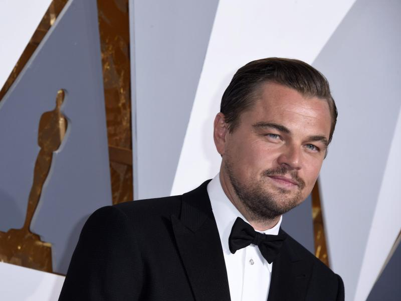 Bild zu DiCaprio