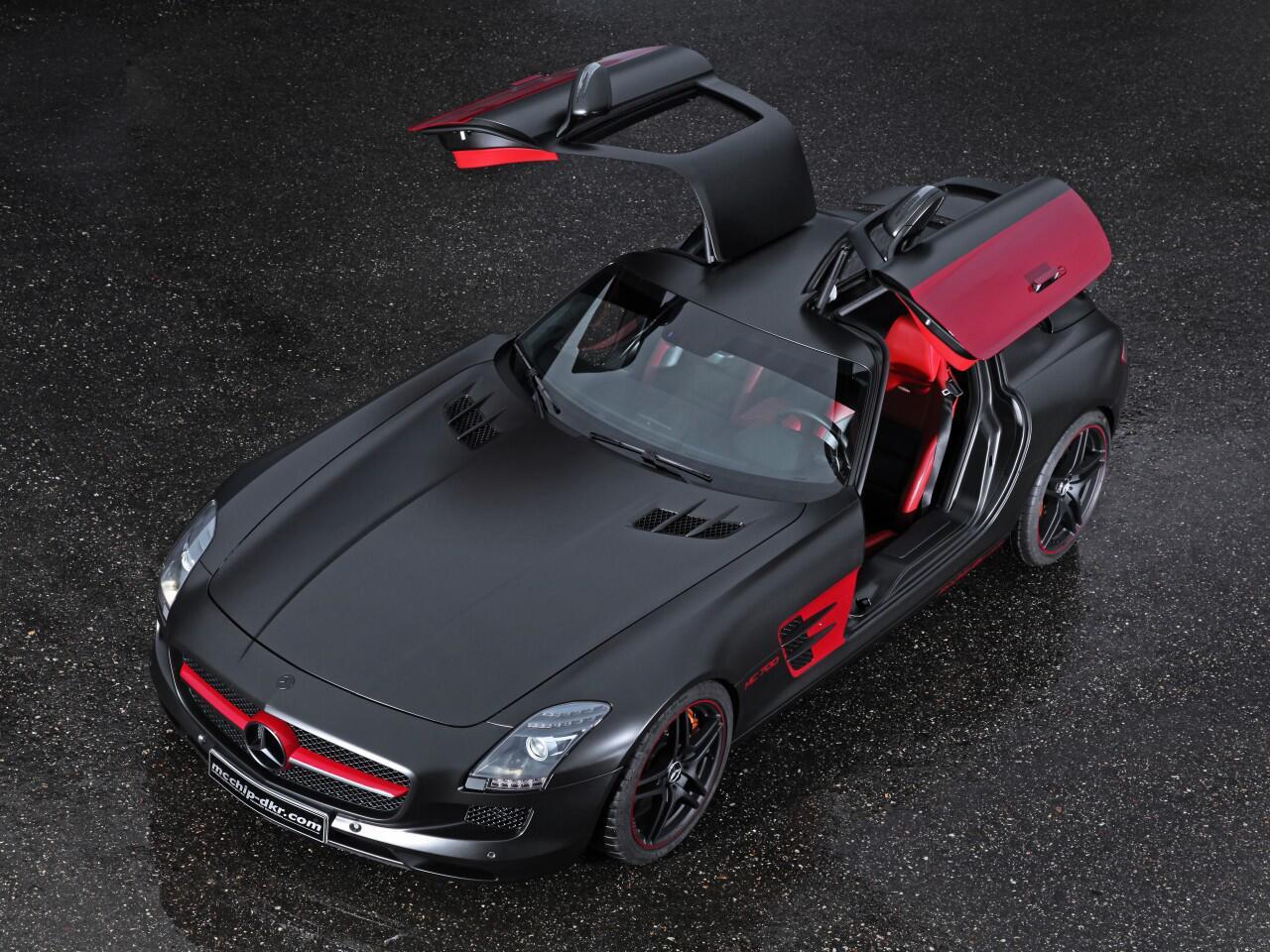 """Bild zu Mercedes SLS 63 AMG """"MC700"""" von mcchip-dkr"""