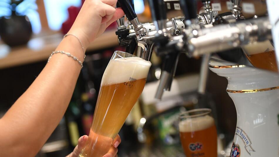 Betriebe müssen Bier loswerden