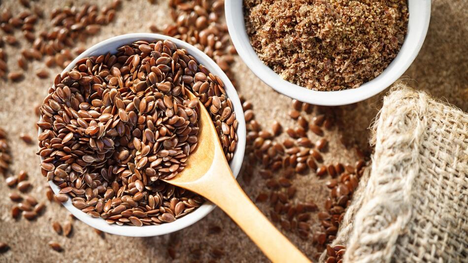 Leinsamen, gesund, Verdauung, Inhaltsstoffe, Wirkung, Einnahme