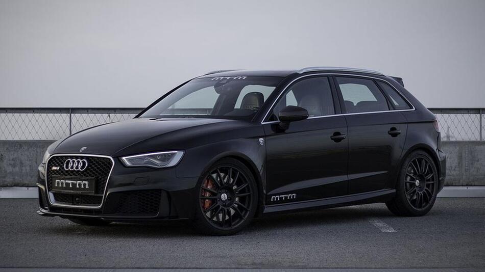 MTM Audi RS3 8V