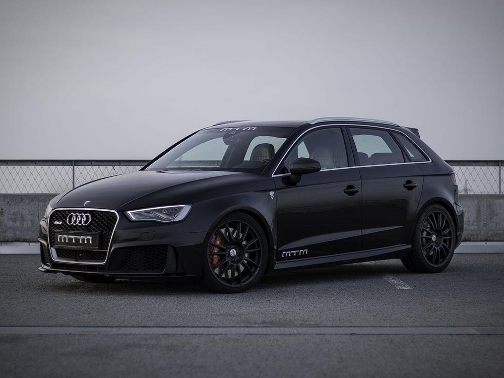 Bild zu MTM Audi RS3 8V