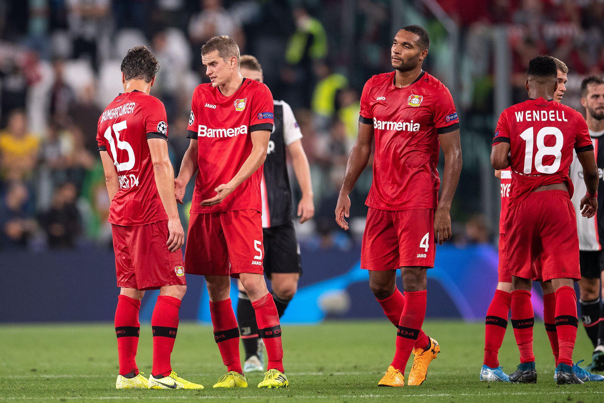 Bild zu Juventus Turin - Bayer Leverkusen