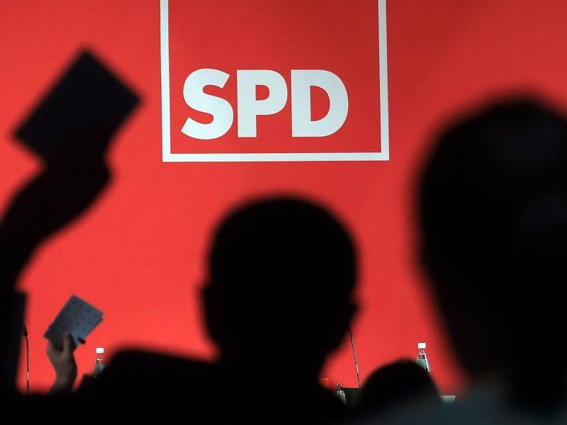 Bild zu SPD-Mitgliederentscheid