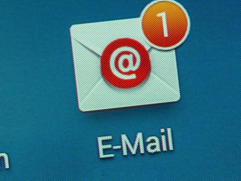 Bild zu E-Mail-App