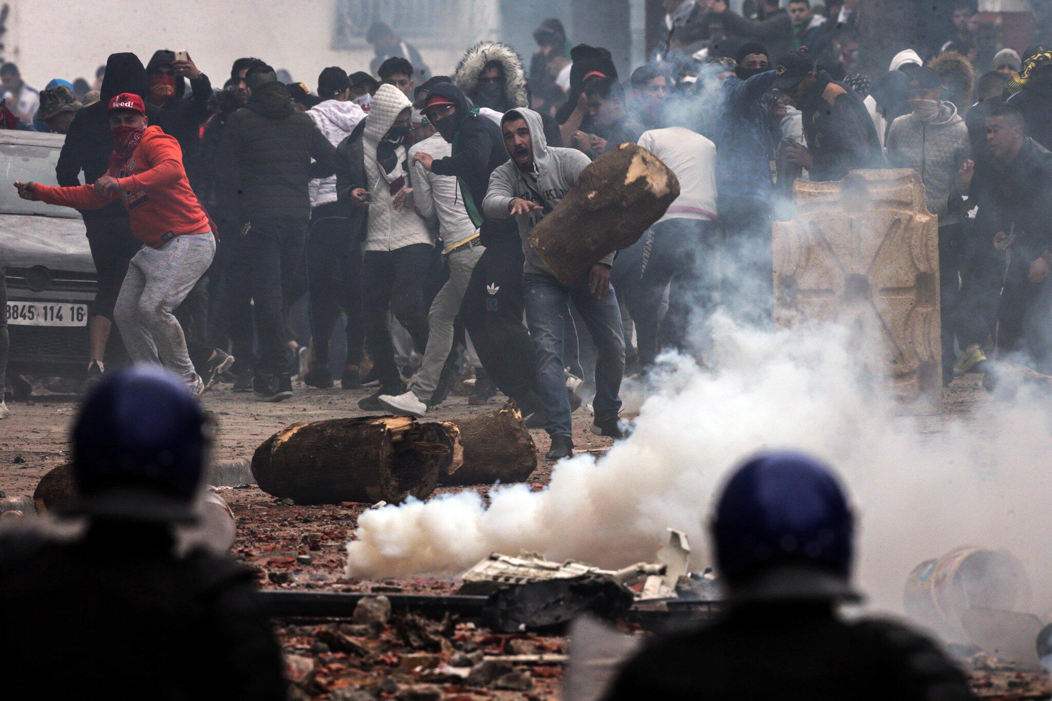 Bild zu Neue Massenproteste in Algerien