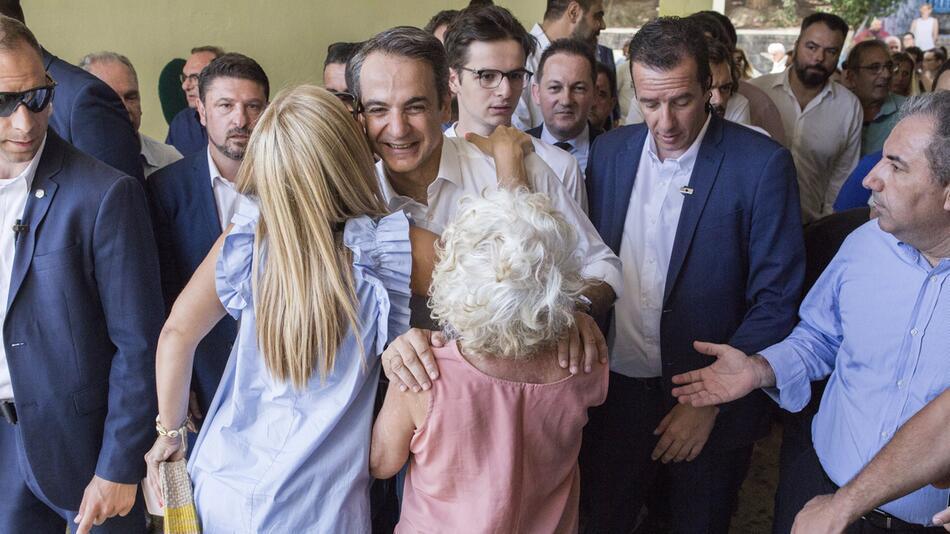 Griechenland wählt neues Parlament