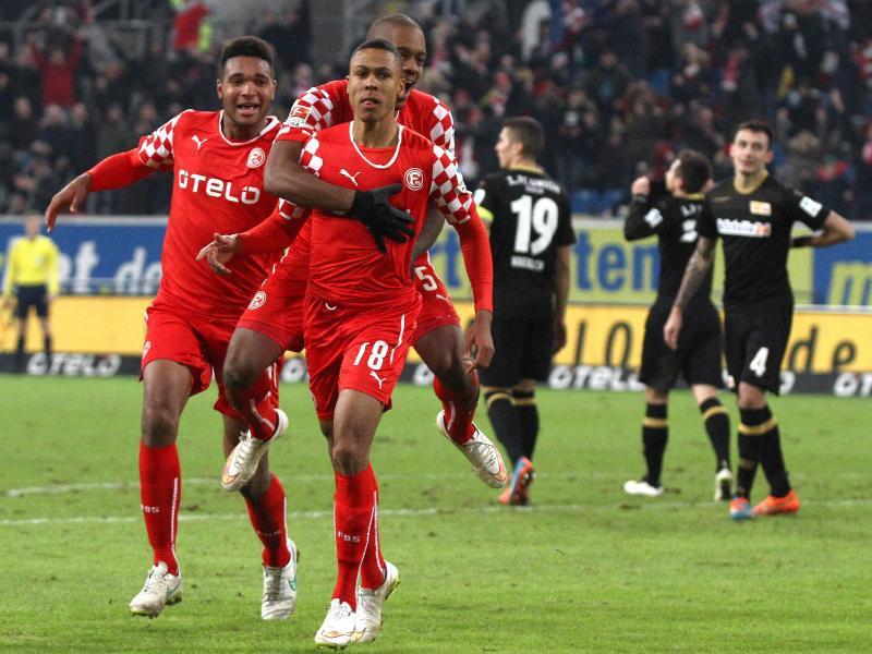 Fortuna Düsseldorf Gegen Union Berlin