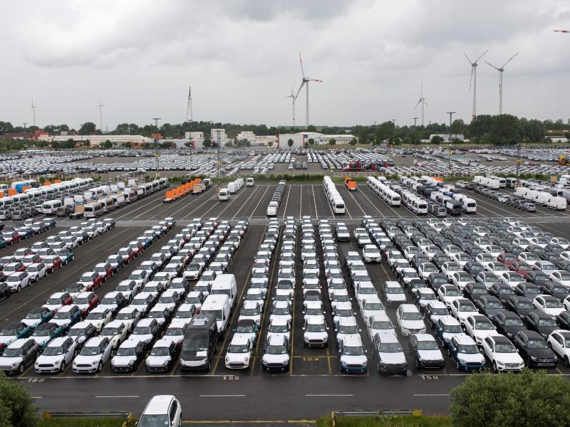 Bild zu Auto-Exporte