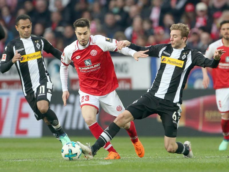 Bild zu FSV Mainz 05 - Borussia Mönchengladbach