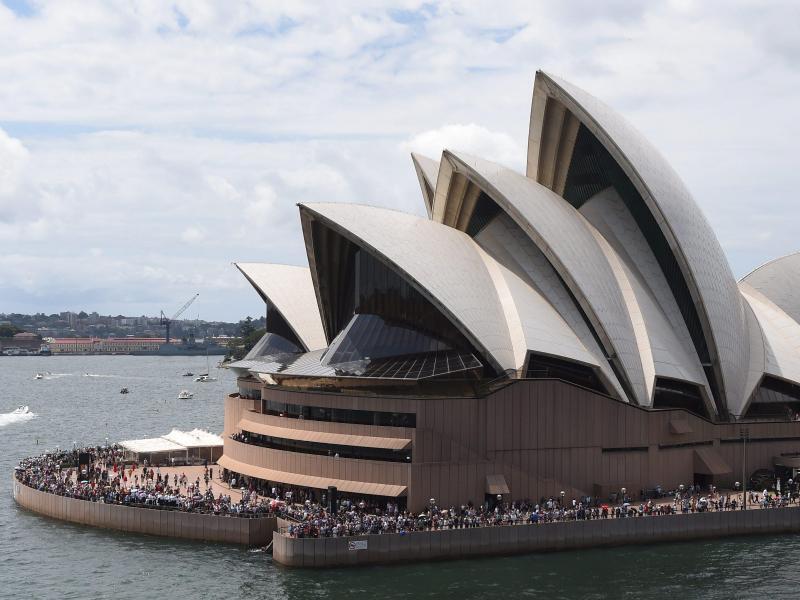 Bild zu Opernhaus von Sydney