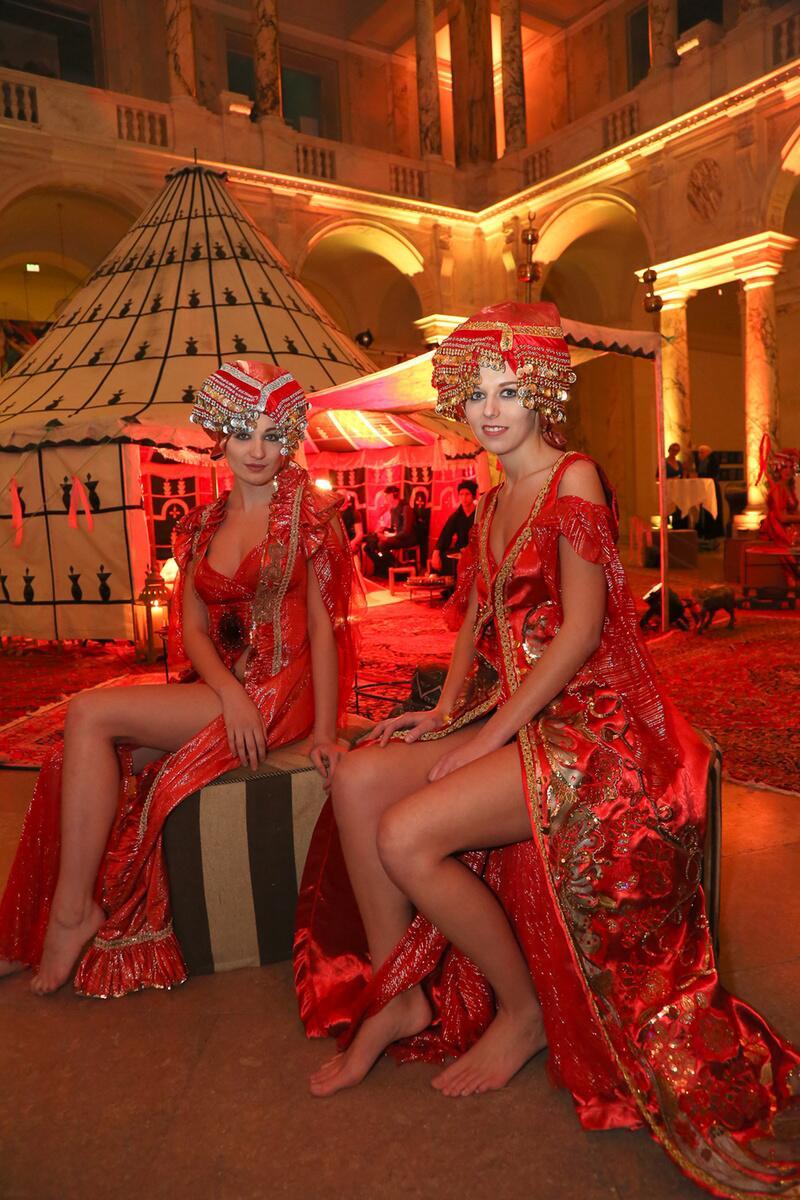 Bild zu Orientalischer Kostümzauber