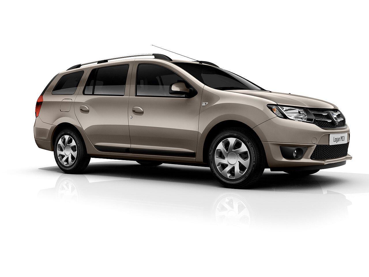 Bild zu Geringster Wertverlust in Euro bei den Kompaktwagen: Dacia Logan MCV 1.2