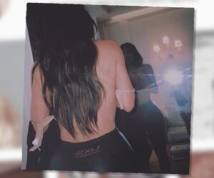 Kim Kardashian: Diesen freizügigen Schnappschuss musste Tochter North fotografieren