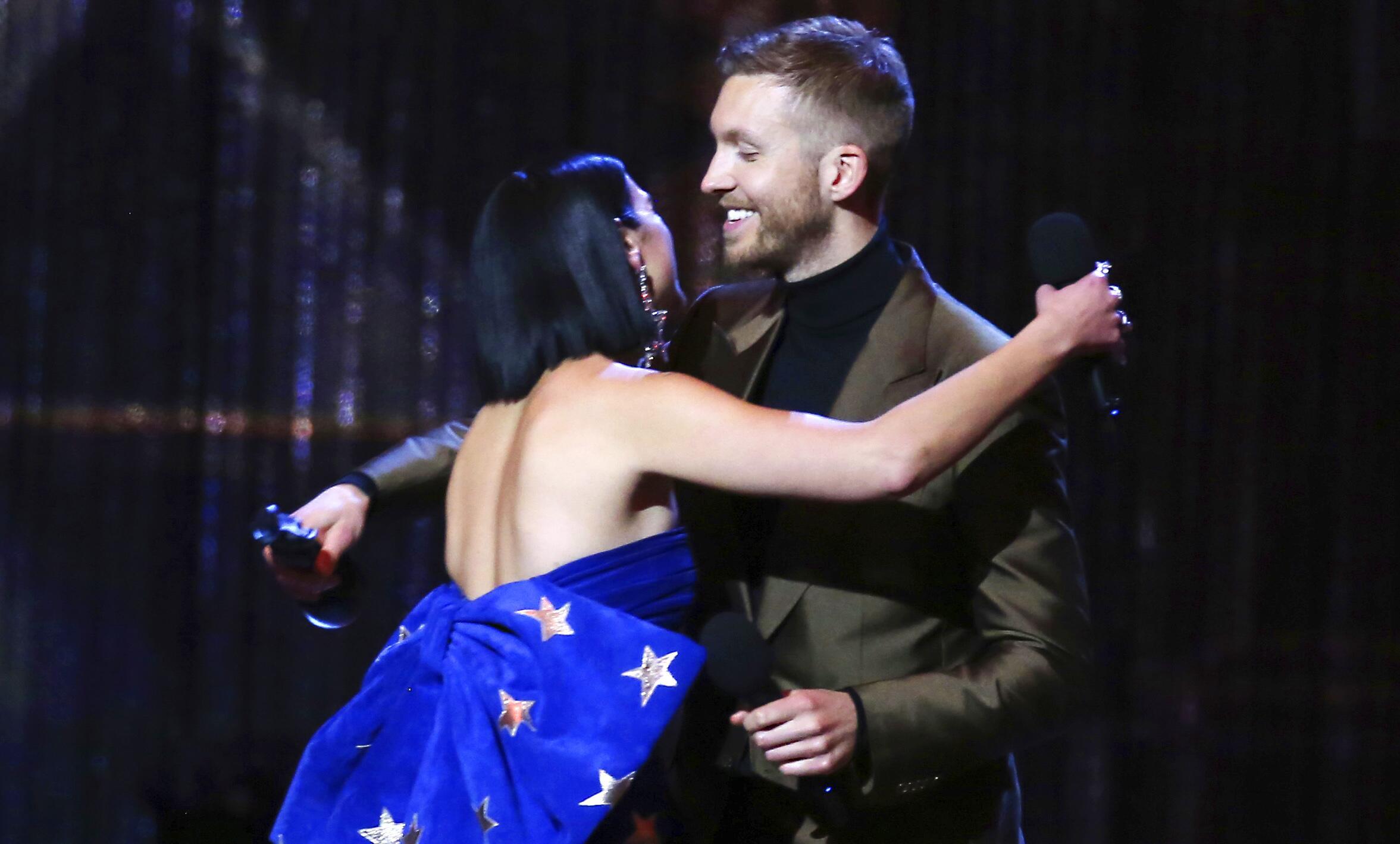 Bild zu Brit Awards 2019, Calvin Harris