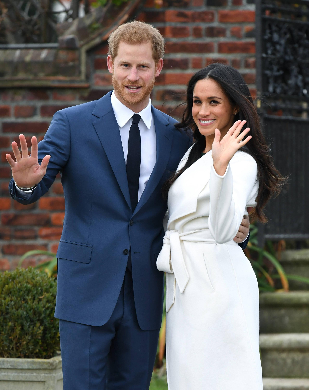 Bild zu Verlobung Meghan Markle, Prinz Harry
